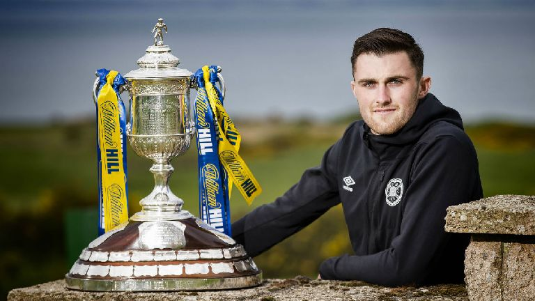 Souttar: Scottish Cup win would cap off Hearts' revival