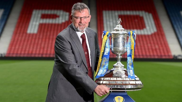 Levein: We can beat Celtic to do the 'single single'
