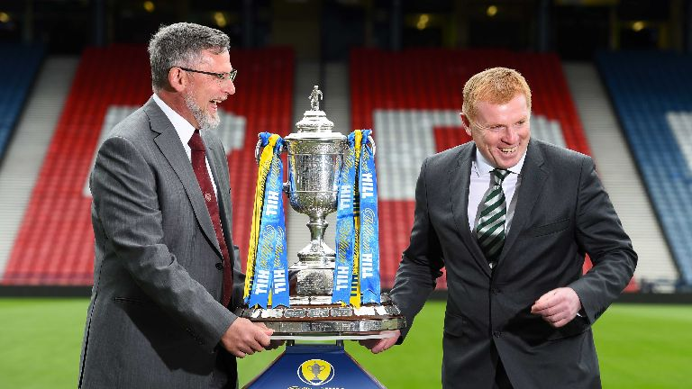 Lennon warns Celtic players not to get drawn in by hype