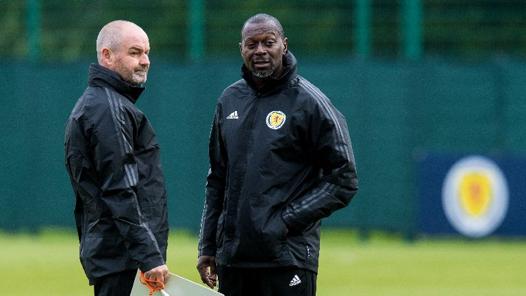 Scotland call offs 'genuine injuries' says assistant boss