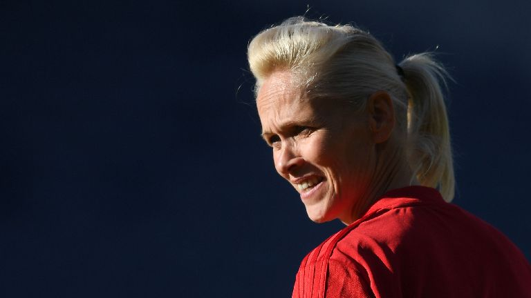 Shelley Kerr: Message from Sir Alex lifted everyone