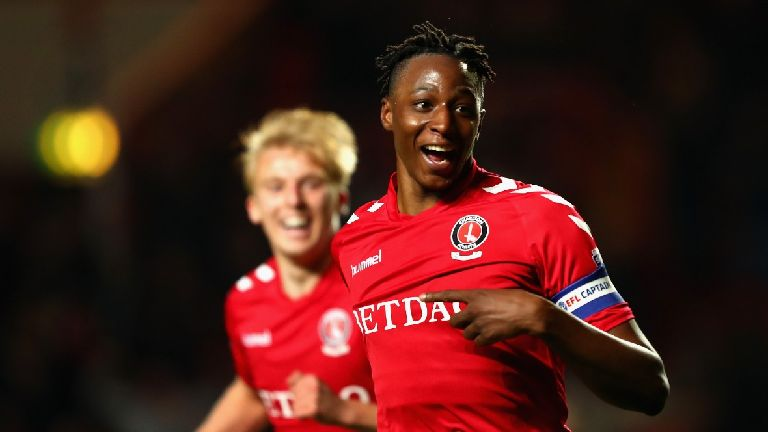 Rangers agree deal to sign Charlton midfielder Joe Aribo