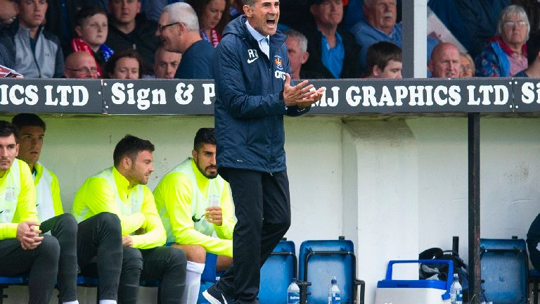 Kilmarnock's new manager 'can't wait' for Rugby Park debut