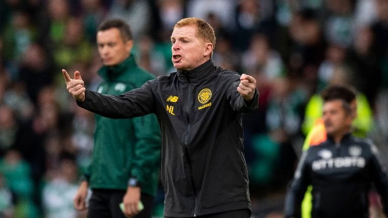 Lennon: 'We shot ourselves in the foot' in shock Cluj defeat