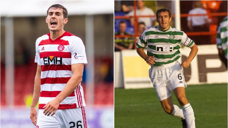 Sam Stubbs can count on dad's support when Celtic visit