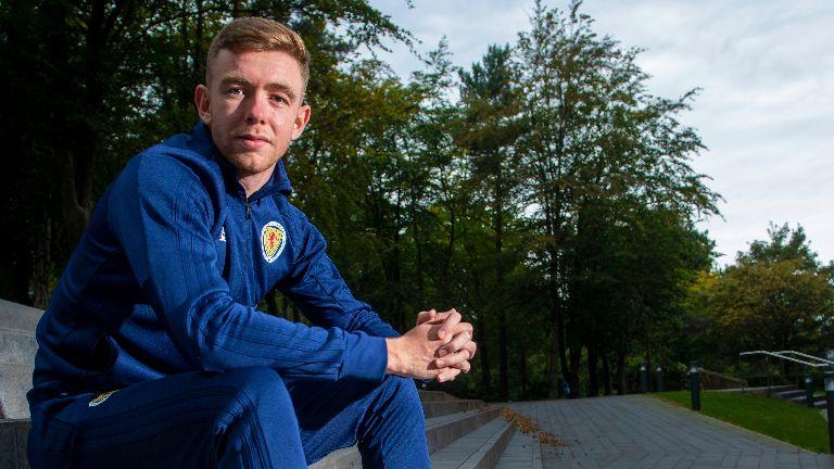 Findlay makes debut for Scotland against San Marino