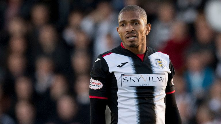 Kilmarnock sign striker Simeon Jackson on short-term deal