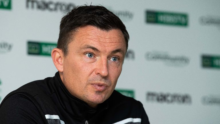 Heckingbottom says Hibs haven't turned the corner yet