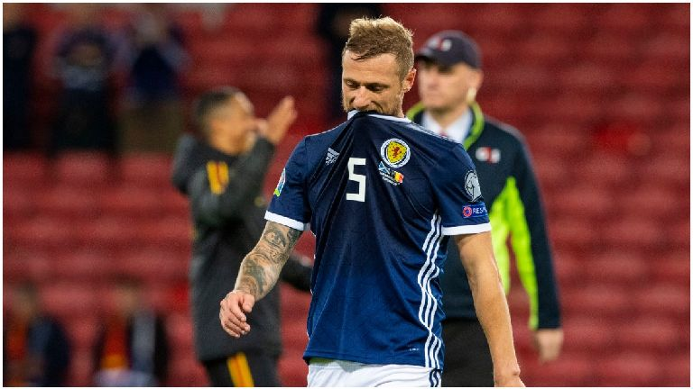 Cooper out and McTominay major doubt for Scotland action