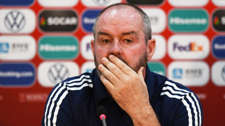 Steve Clarke keeps captain to himself ahead of Cyprus clash