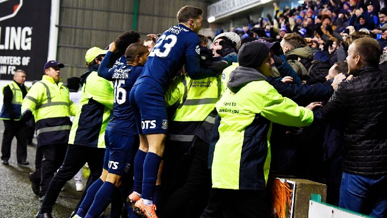 Half-time blast fired up Kilmarnock, says boss Alessio