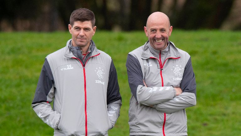 McAllister: Trophies will be measure of success for Gerrard