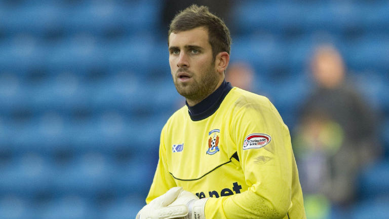 Goalkeeper Cammy Bell rejoins Kilmarnock on two-year deal