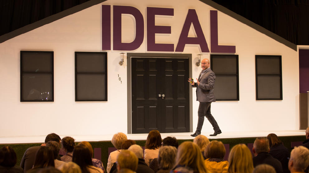 Ideal Home Show 1