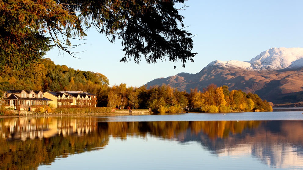 The Lodge on Loch Lomond