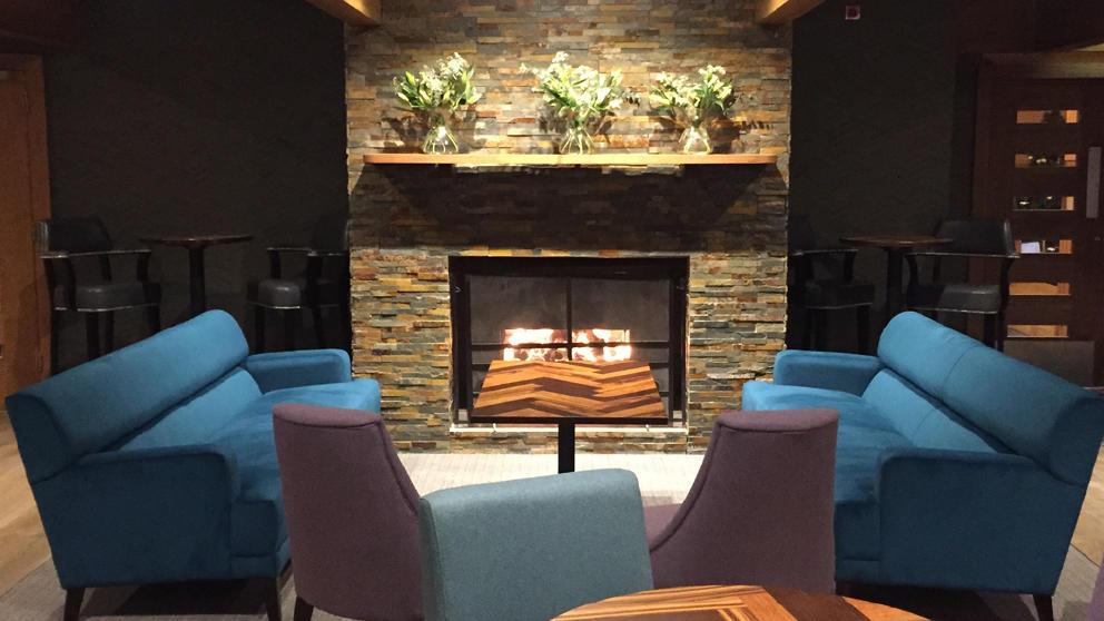 The Lodge on Loch Lomond Lounge