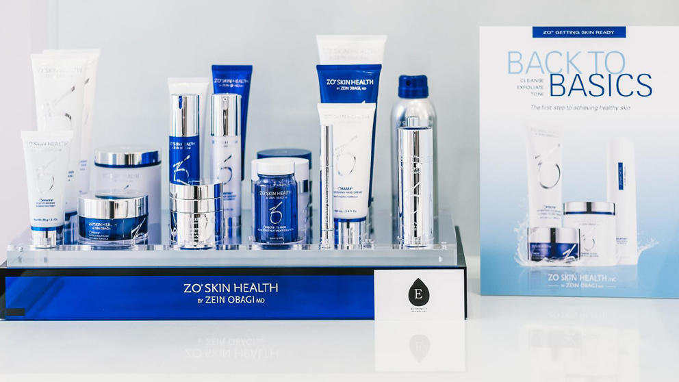 Esthinity Clinic Products