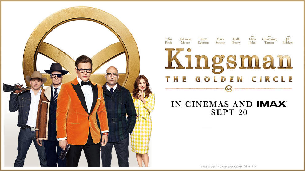 Kingsman Image Updated