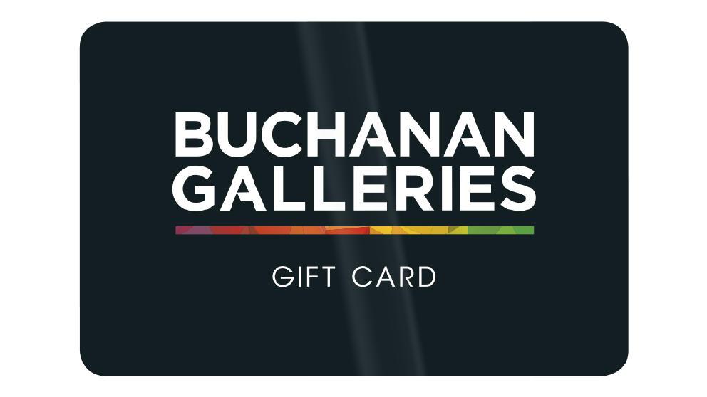 Buchanan Galleries Gift Card
