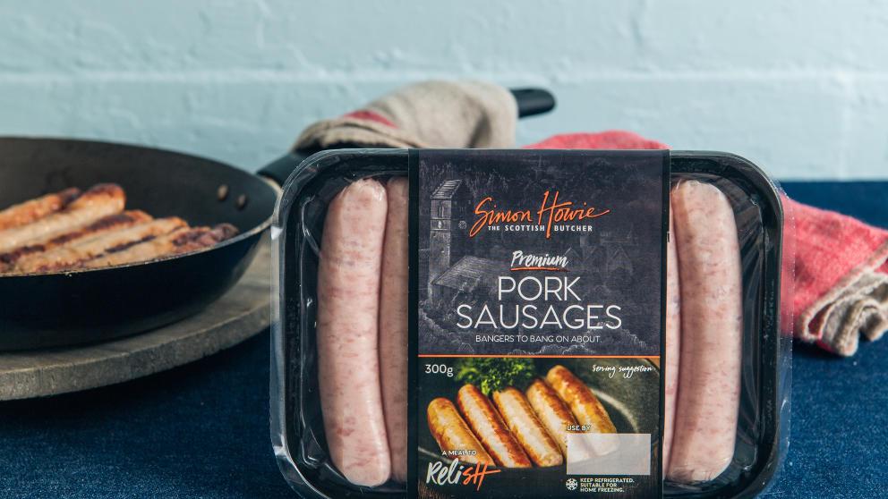 SH Pork Sausages