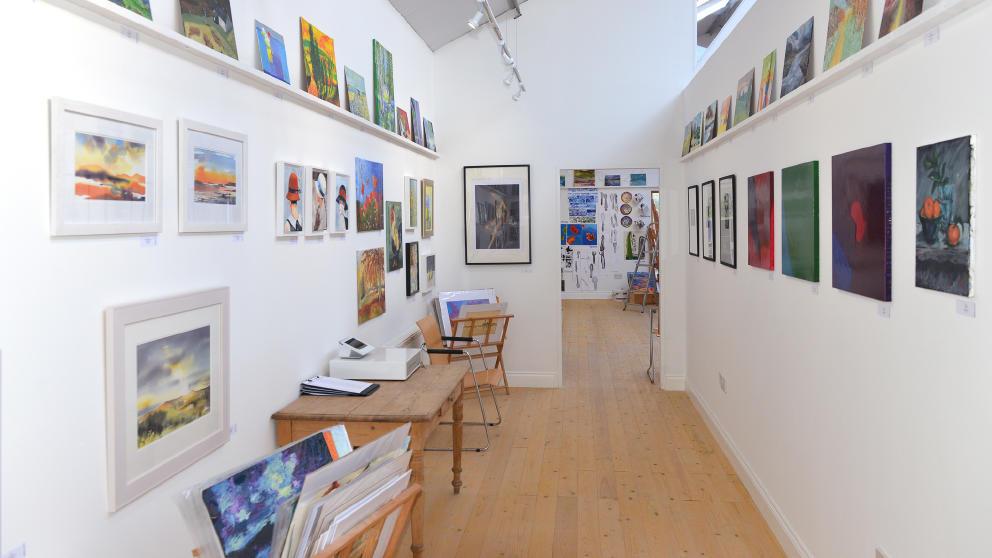 art 4 you studio Scotland