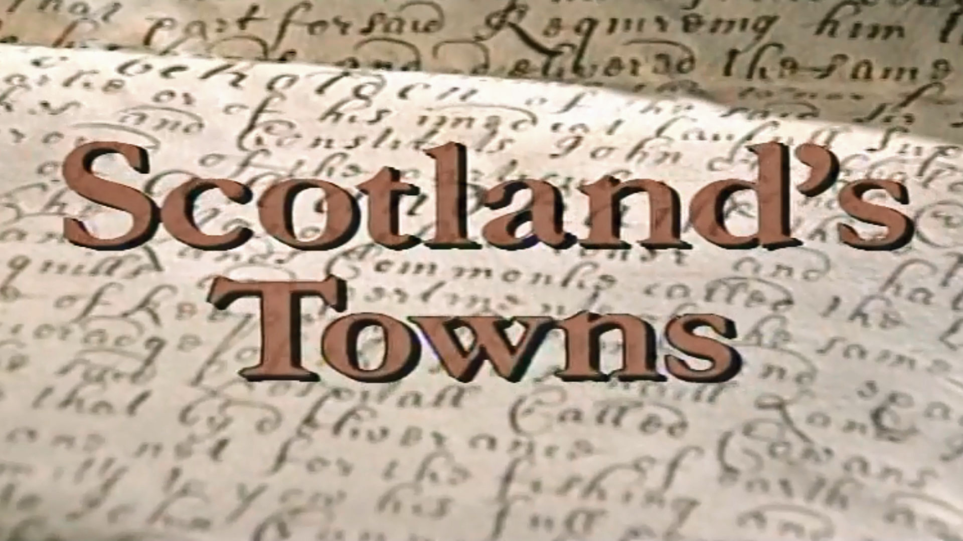 The Best of Scotland's Towns