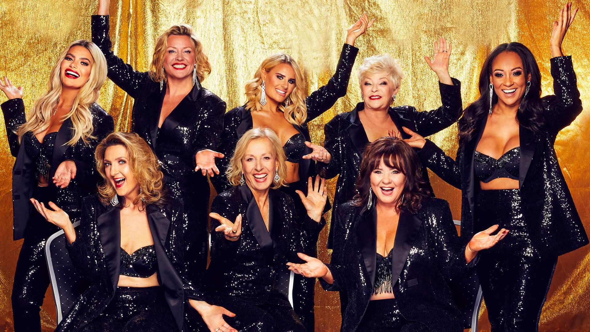 The All New Monty Ladies Night: Who Bares Wins
