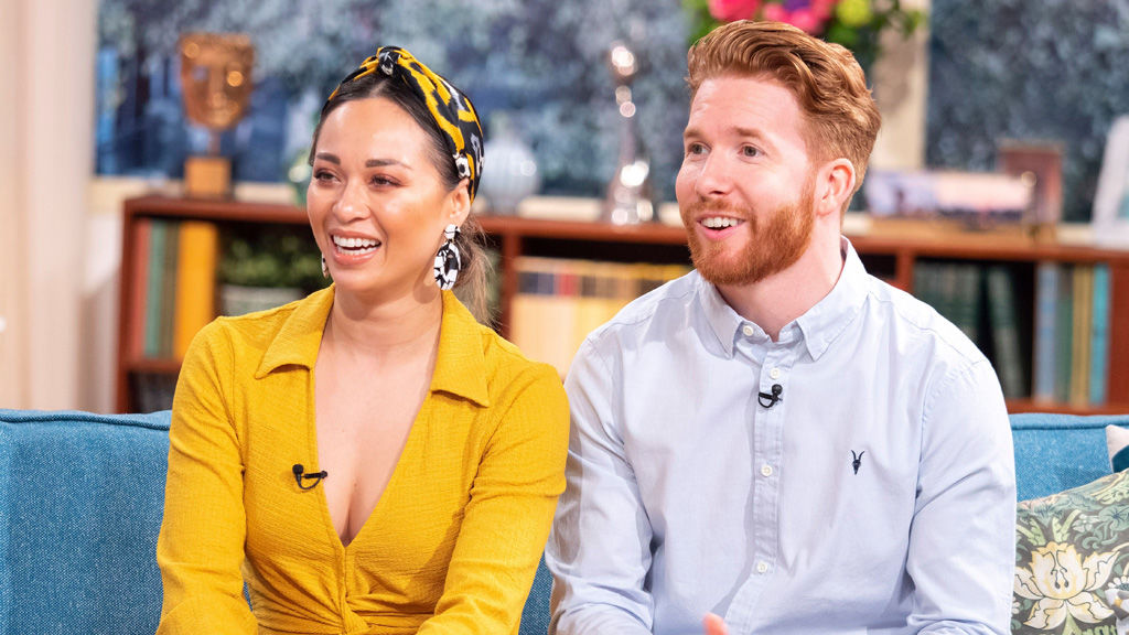 Strictly's Katya and Neil