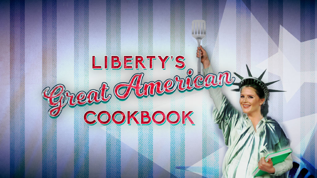 Liberty's Great American Cookbook