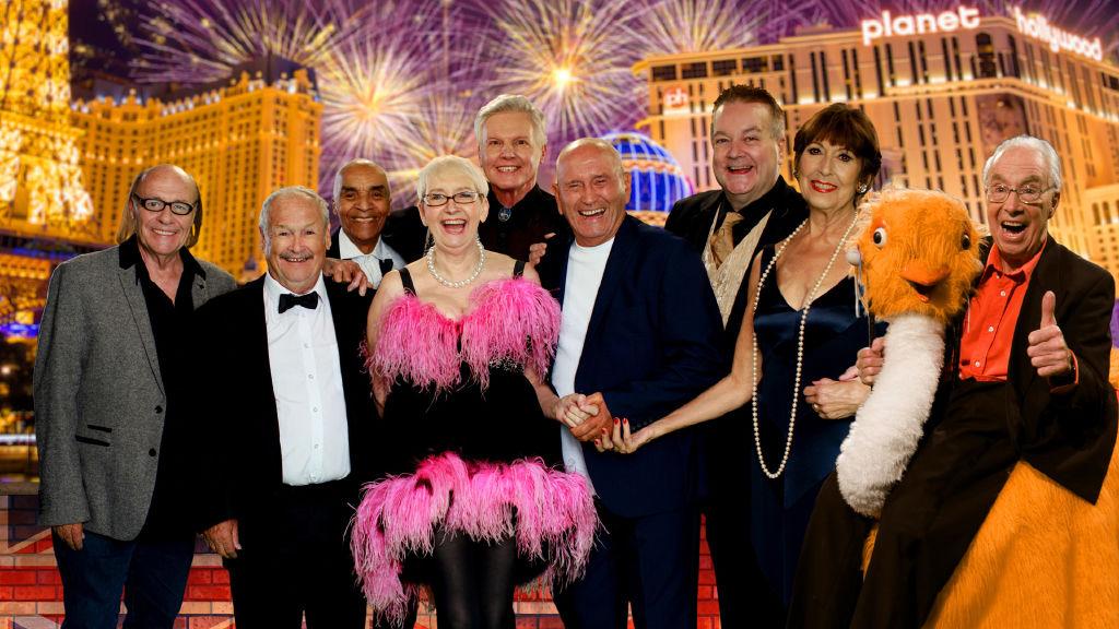 Last Laugh in Vegas