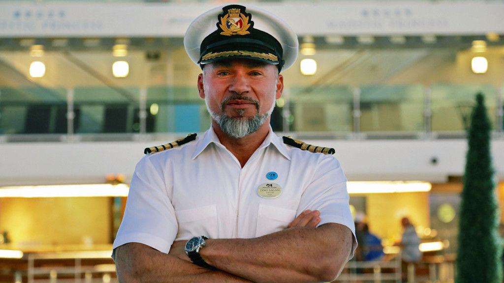 The Cruise: Shanghai to Sydney