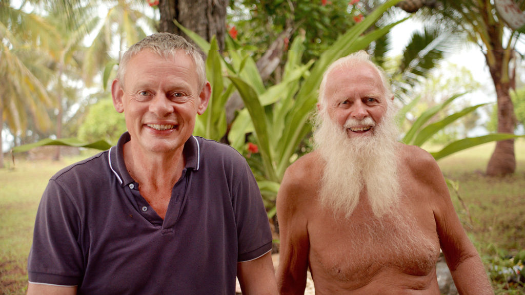 Martin Clunes: My Travel and Other Animals
