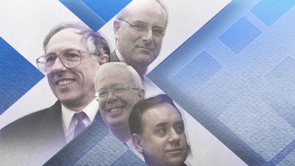 Vote 99 – Birth of a New Scotland