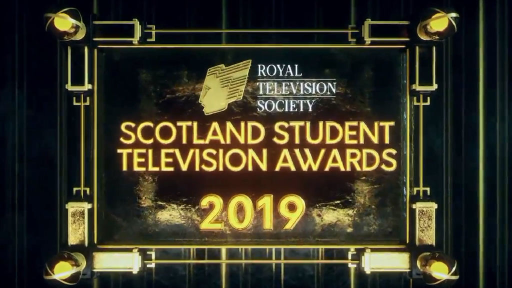 RTS Scotland Student Television Awards 2019