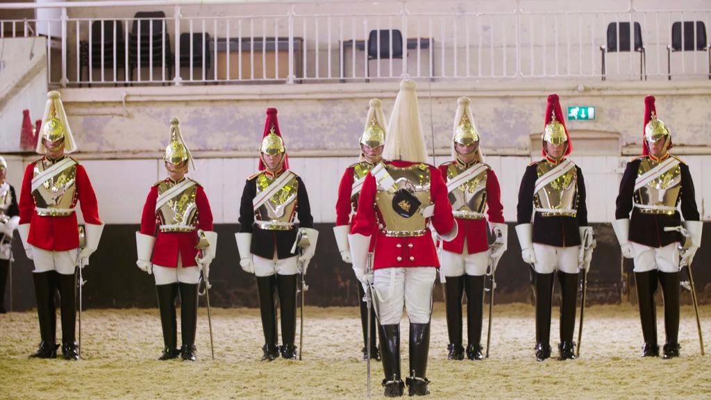 Her Majesty's Cavalry
