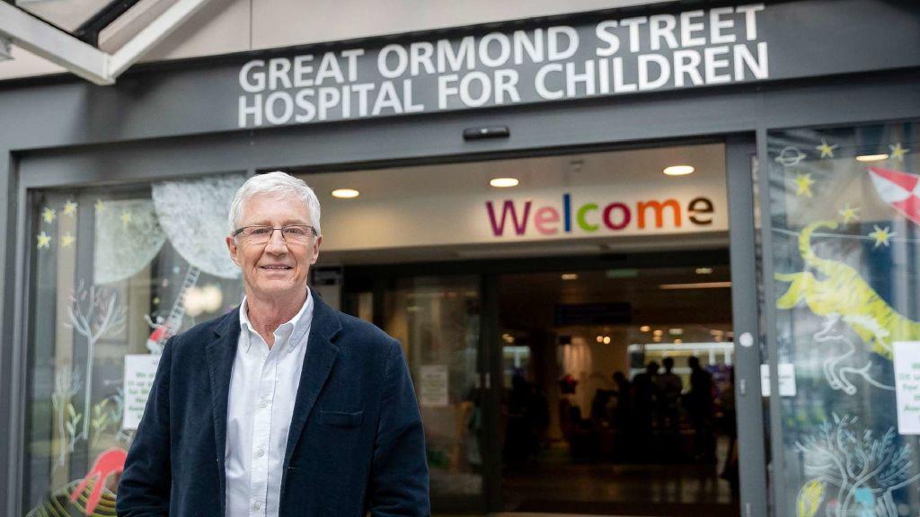 Paul O'Grady's Little Heroes