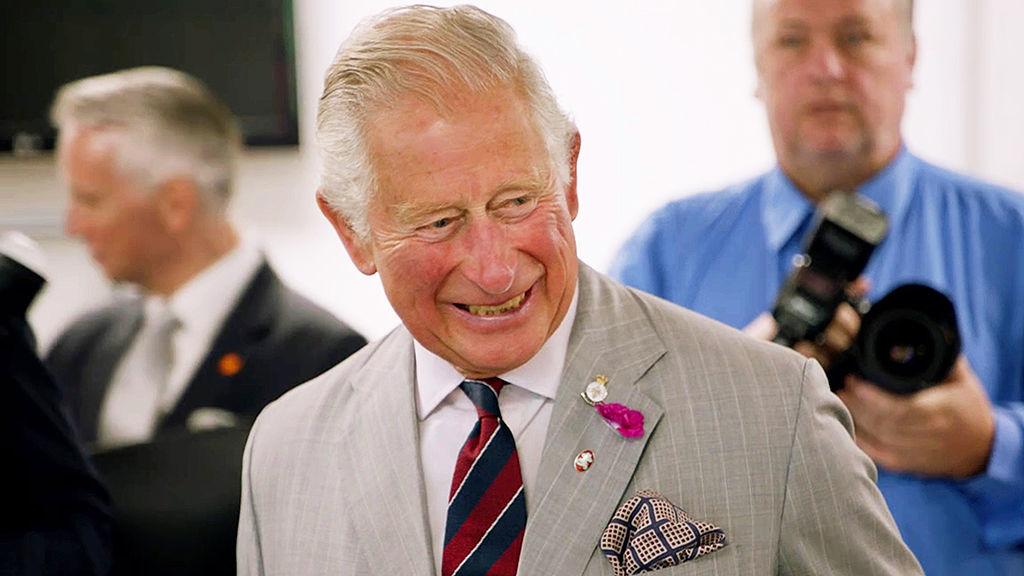 Charles: 50 Years a Prince