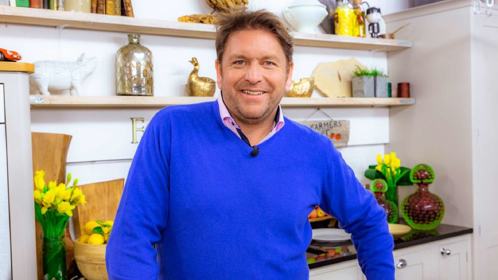 James Martin's Saturday Morning