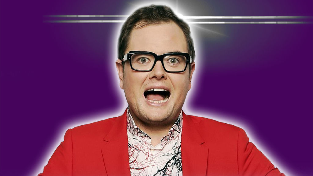 Alan Carr's Celebrity Re-Play