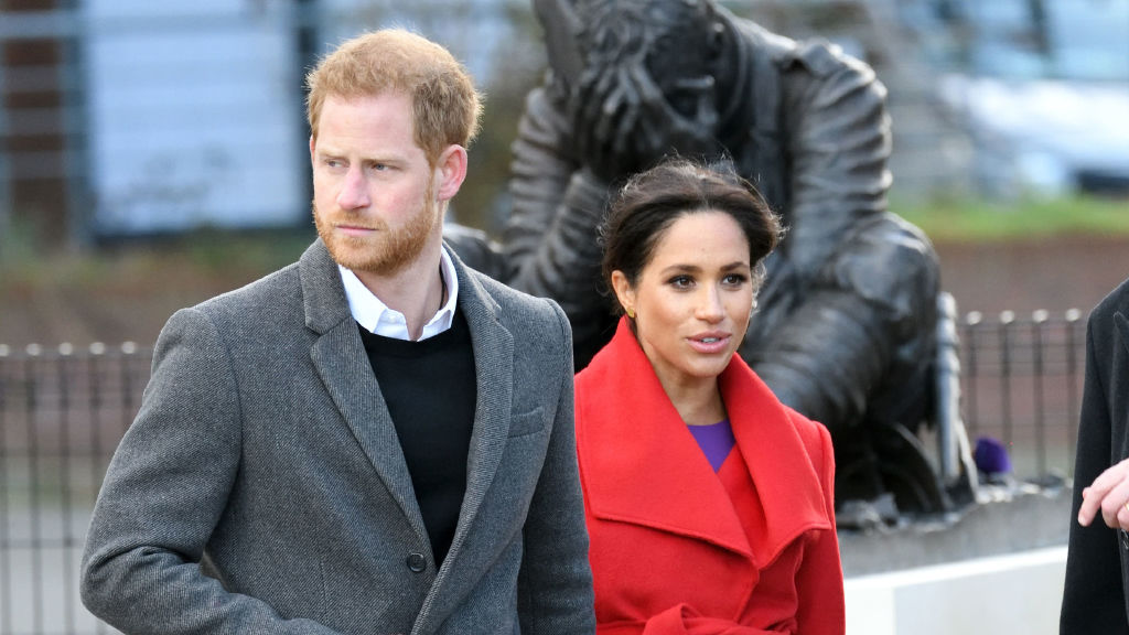 Harry and Meghan: A Royal Crisis?