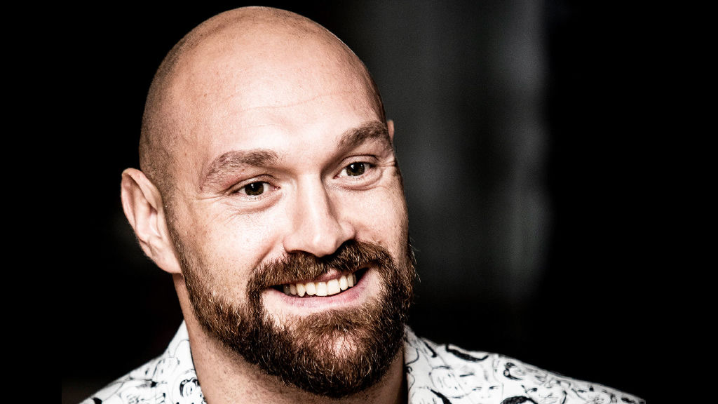 Tyson Fury: The Gypsy King