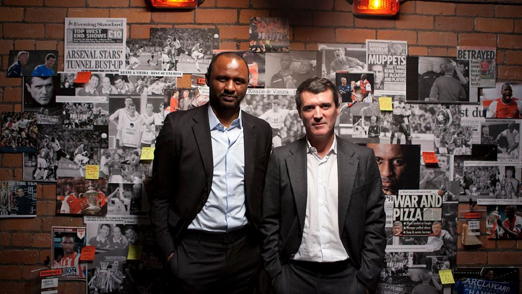 Keane and Vieira: Best of Enemies