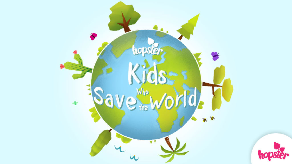 Kids Who Save the World