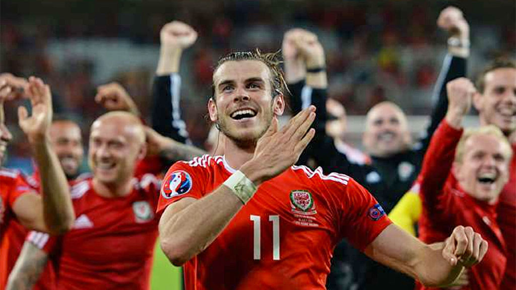 Wales in the Euros - The History Boys