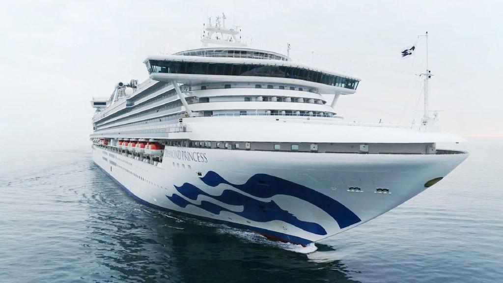 Billion Pound Cruises: All at Sea