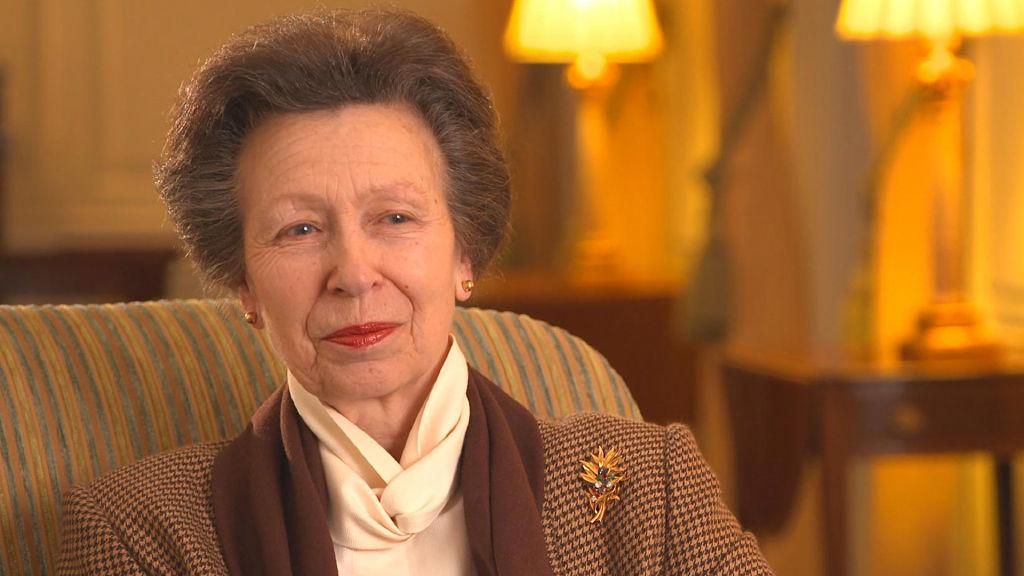Anne: The Princess Royal at 70