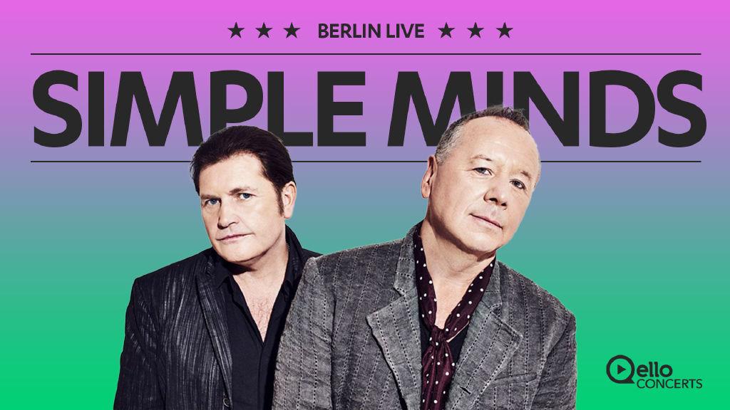 Simple Minds - Berlin Live 2018