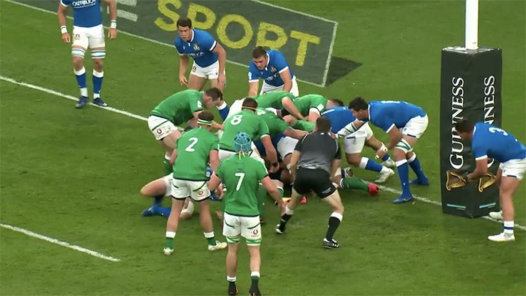 Rugby: Six Nations Live 2020