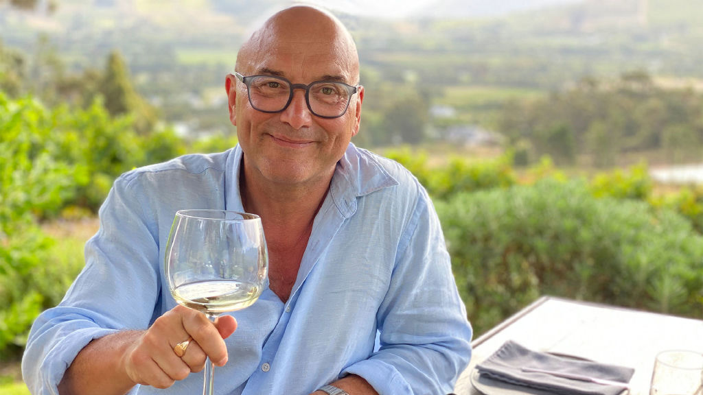 South Africa with Gregg Wallace
