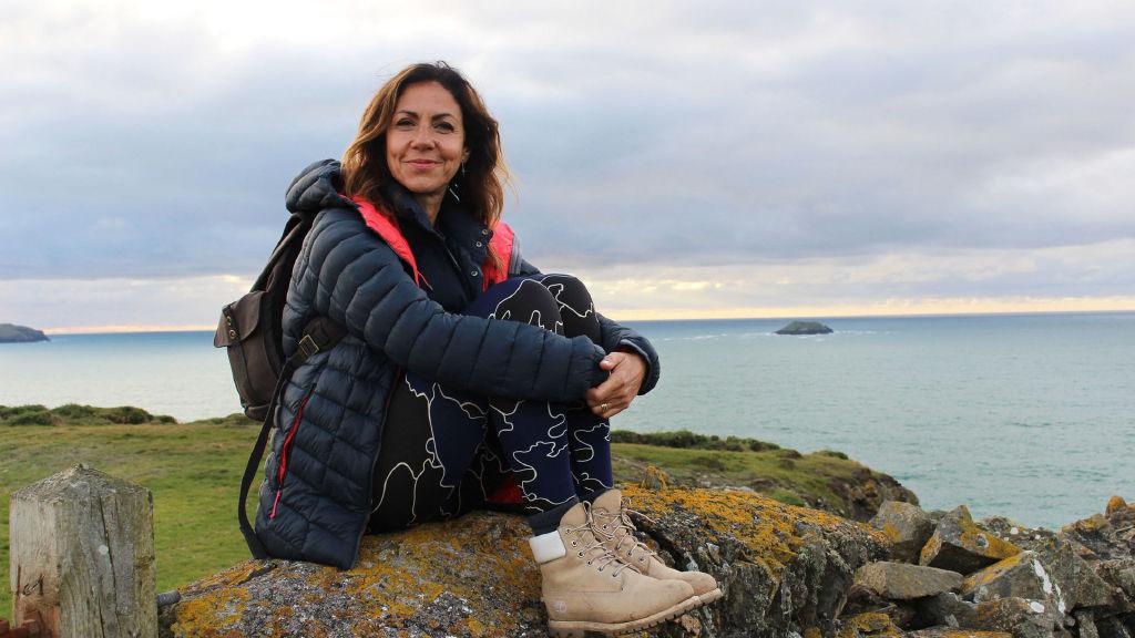 Cornwall and Devon Walks with Julia Bradbury
